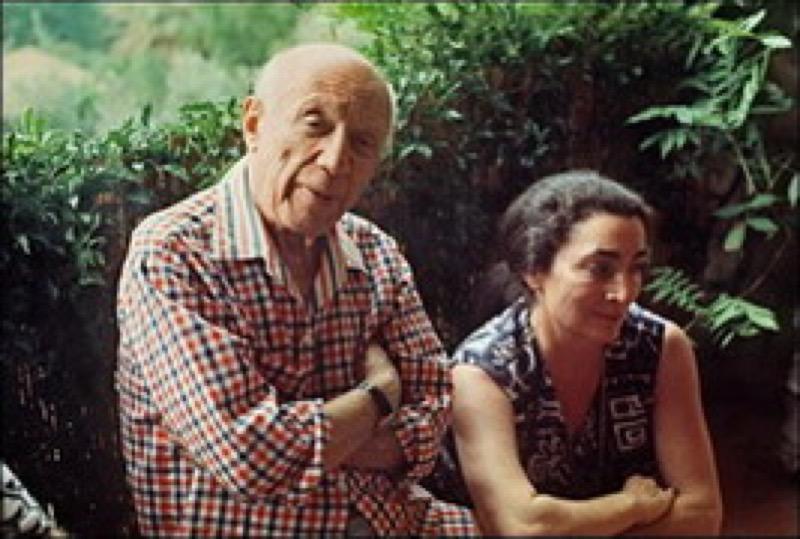 Жаклин Рок - любовь, муза и супруга Пабло Пикассо