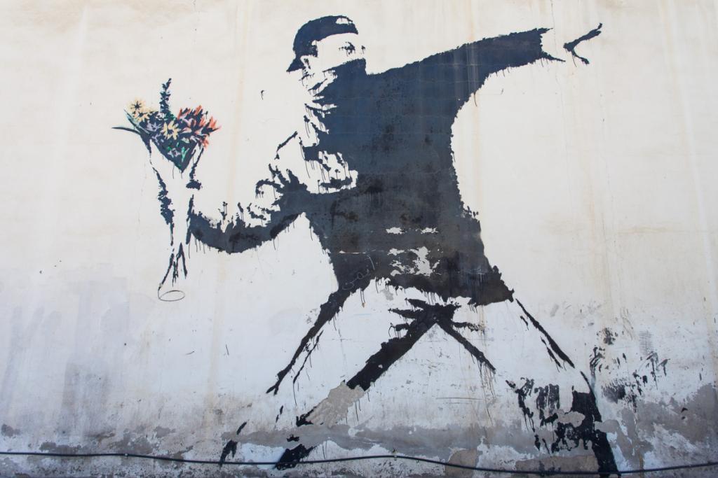 Проблема граффити - рисунок нельзя продать или выставить в музее