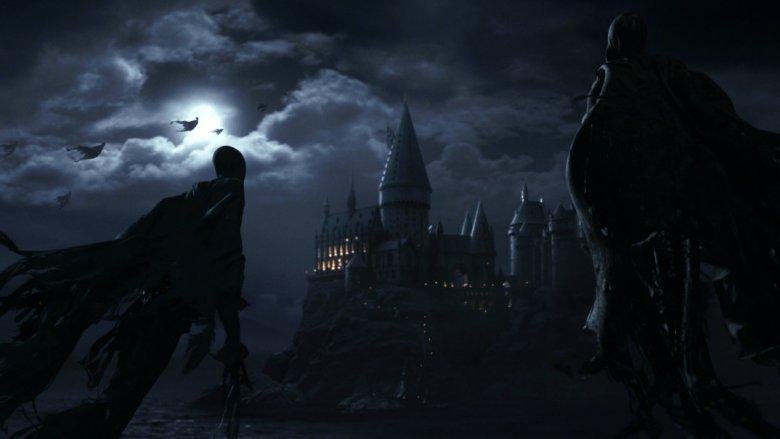 """Реальные люди, стоящие за персонажами """"Гарри Поттера"""""""