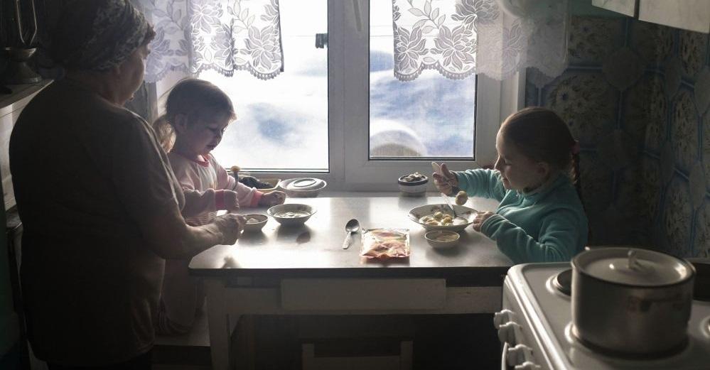 Как живут люди в далекой сибирской деревне: интересные фото