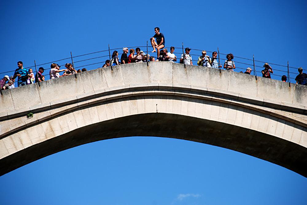 Мост меж двух культур: главная достопримечательность Боснии и Герцеговины