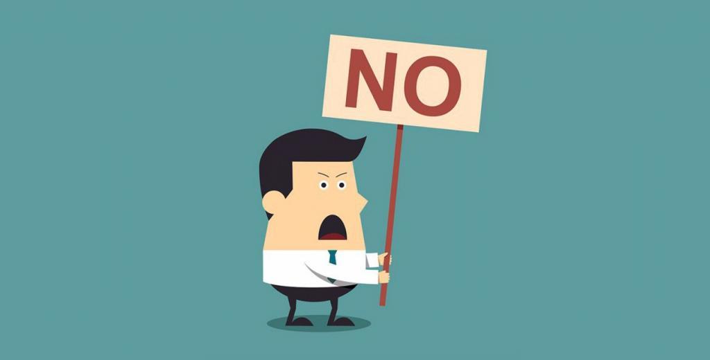 """Советы специалистов. Как вежливо сказать """"нет"""" и никого не обидеть"""