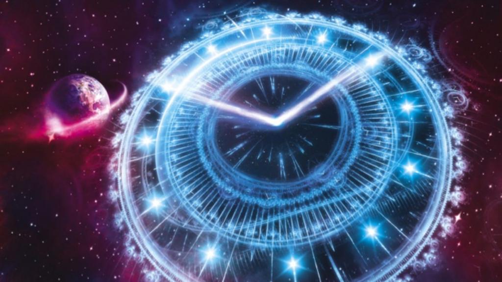 """Подвинься, Доктор Кто. """"Машина времени"""", созданная в России, перемещает частицы в прошлое"""