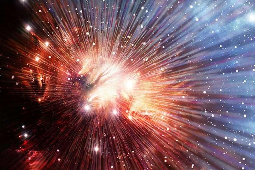 Загадка Вселенной: черные дыры, образовавшиеся едва ли не сразу после Большого взрыва