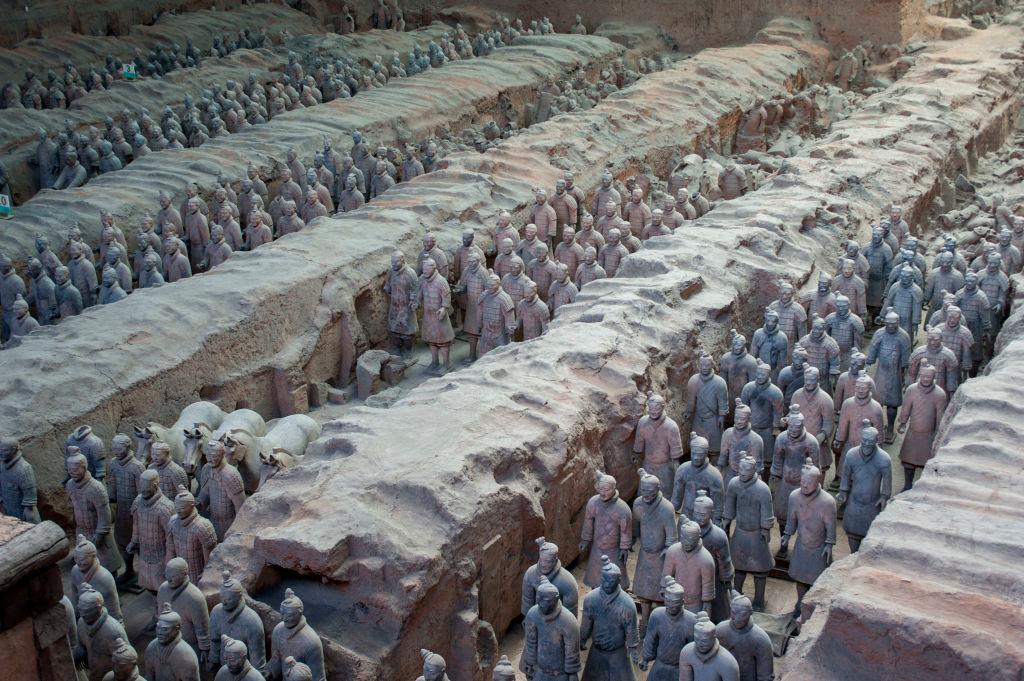 5 древних тайн, над которыми ученые до сих пор ломают голову
