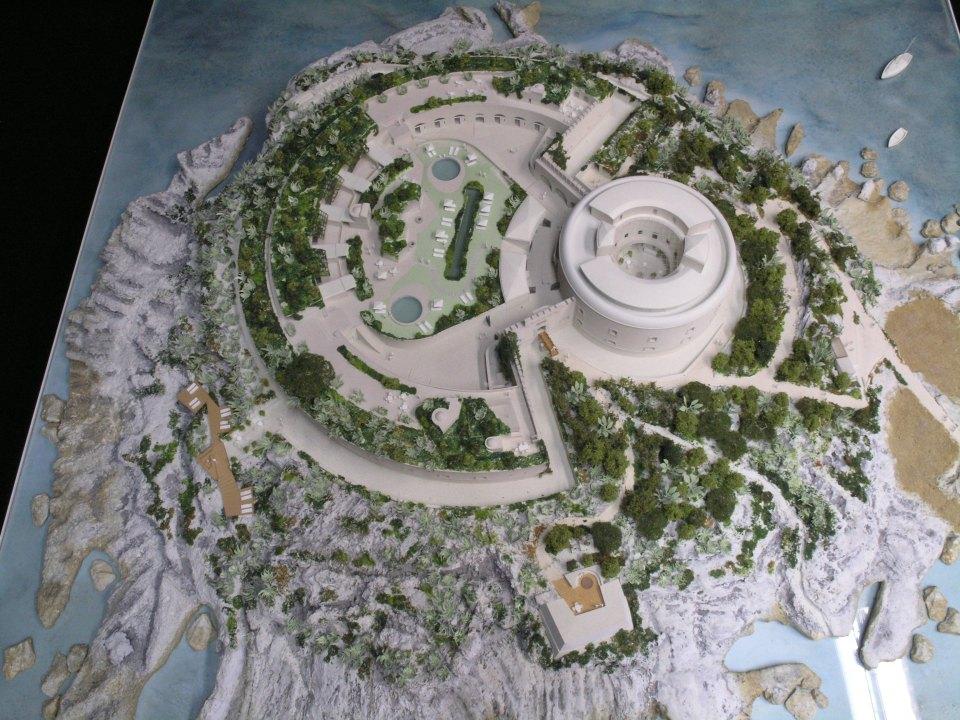 Островная крепость, где «заключенные голодали и подвергались пыткам», станет пятизвездочной гостиницей