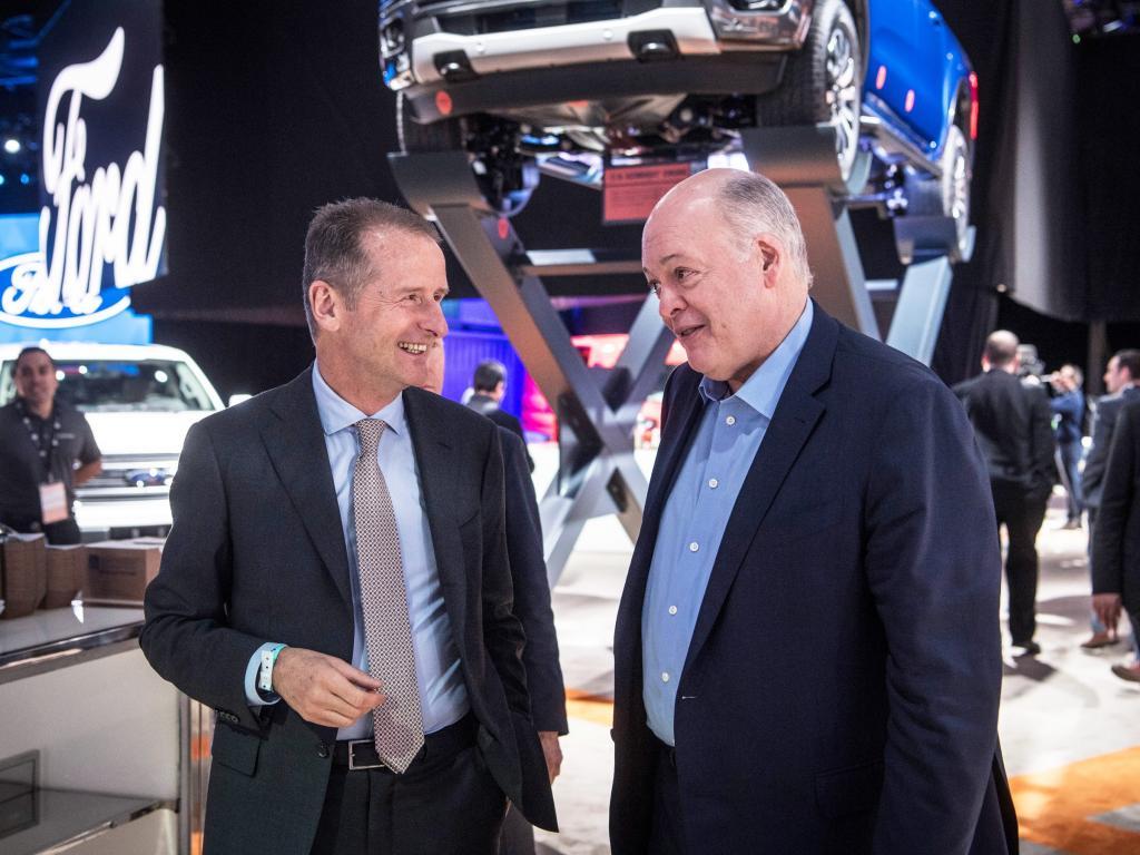 Генеральным директором компании Ford стал бывший мебельщик