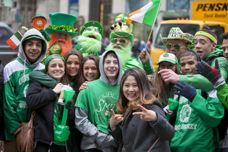 17 марта - День святого Патрика: занимательные факты о важном ирландском празднике