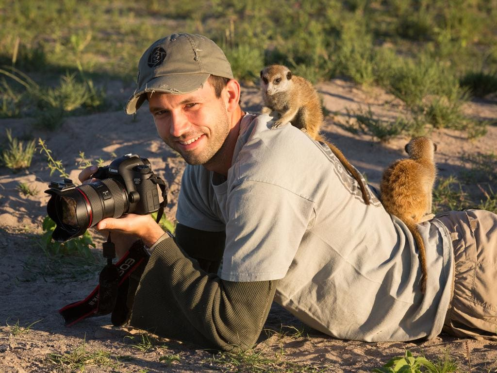 зарубежные фотографы животных здесь