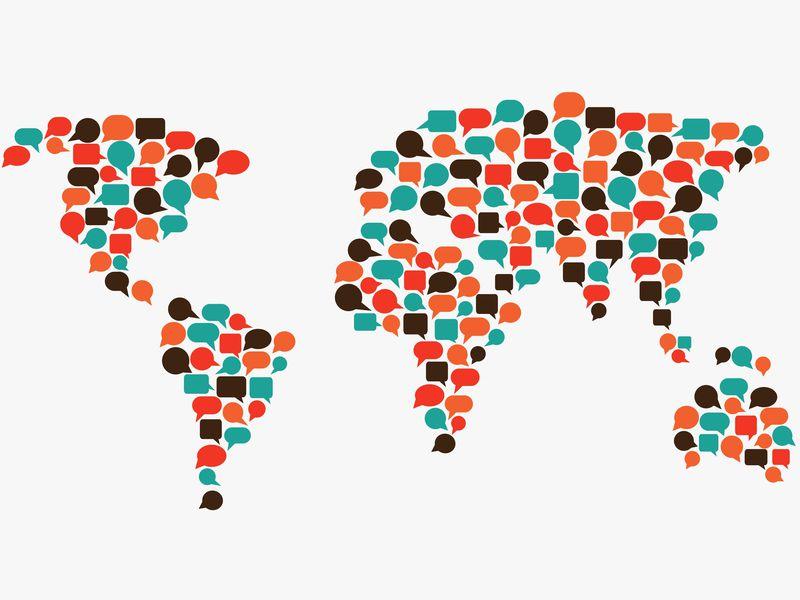 Наиболее популярные языки мира: на каком месте Россия в мировом рейтинге