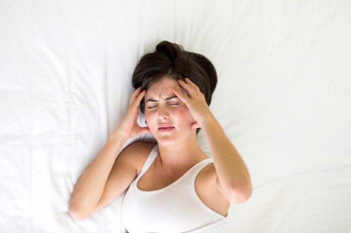 Головокружение и тошнота после стресса