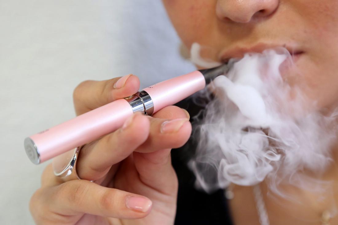 Как сделать побольше пара в электронной сигарете 231