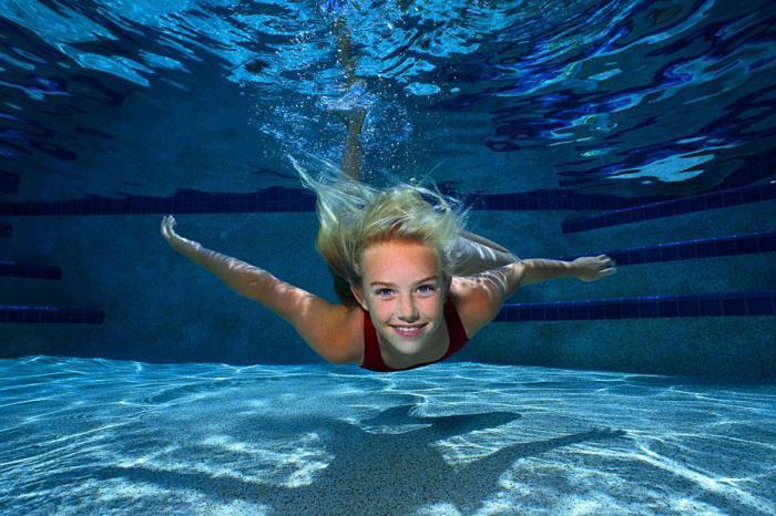 Плавание оказывает влияение на мозг и укрепляет психическое здоровье