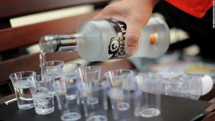 Больше всех в мире пьют белорусы? Топ самых