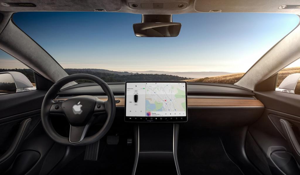 Apple заигрывает с Tesla: значит ли это, что мы увидим новое «яблочное» авто?