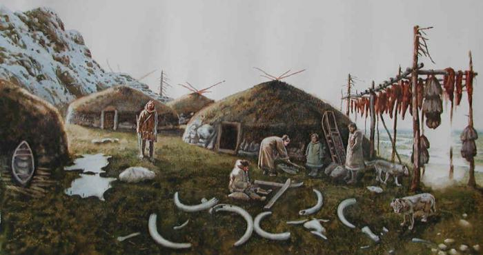 the prominent role of women in the paleolithic era