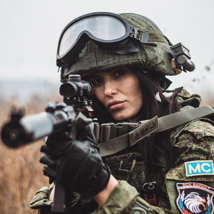 Картинки армия россии девушки