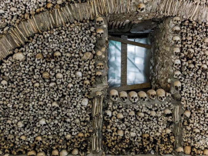 Часовня костей в Эворе