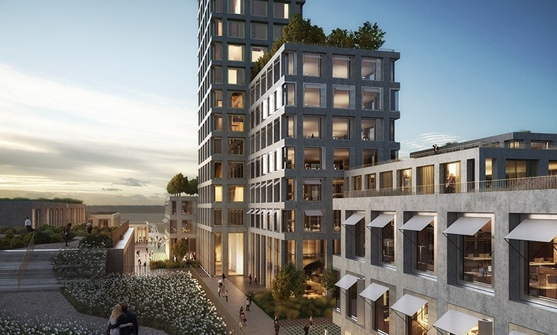 Высокое здание в западной Европе: познакомьтесь с удивительным проектом датчанина-миллионера (фото)