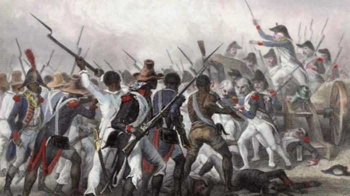 выплаты за независимость Гаити