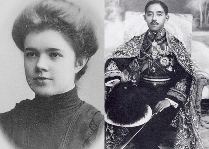 екатерина десницкая и принц сиама чакрабон фото члены