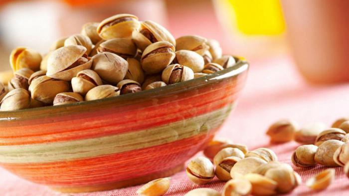 фисташка факт интересно орехи зеленые продукция
