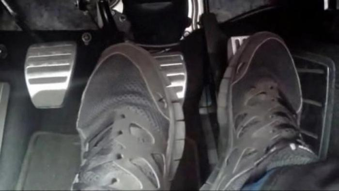 Why you should not get behind the wheel of sneakers-the sneakers?
