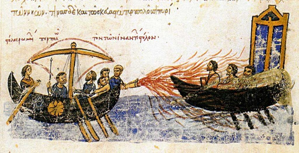 Руководство по выживанию: как Византия пережила арабские вторжения