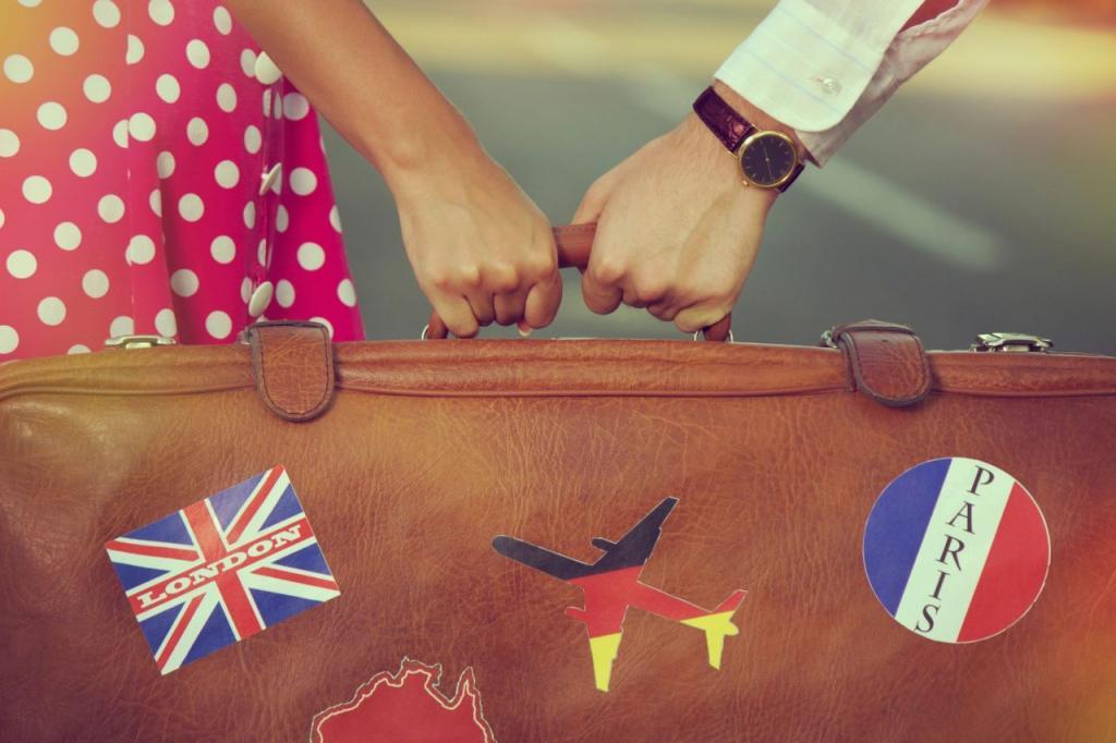 Жизнь за границей повышает ясность принятия решений и самооценку: результат исследований