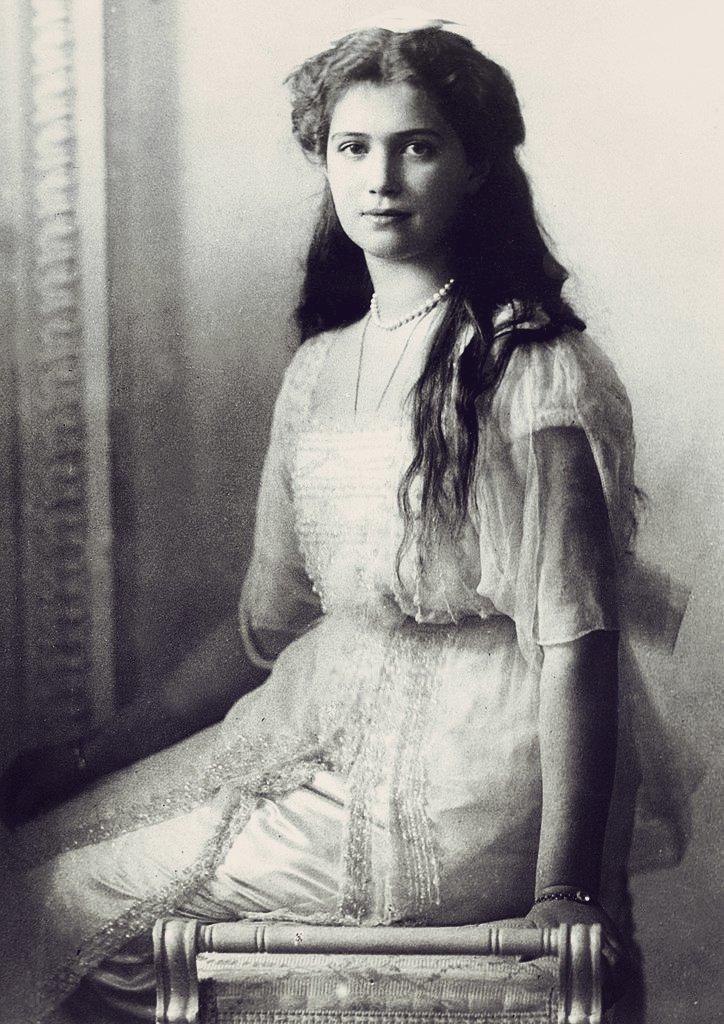 Великий роман, которого никогда не было: военный деятель Луис Маунтбеттен и дочь Николая II Мария Романова