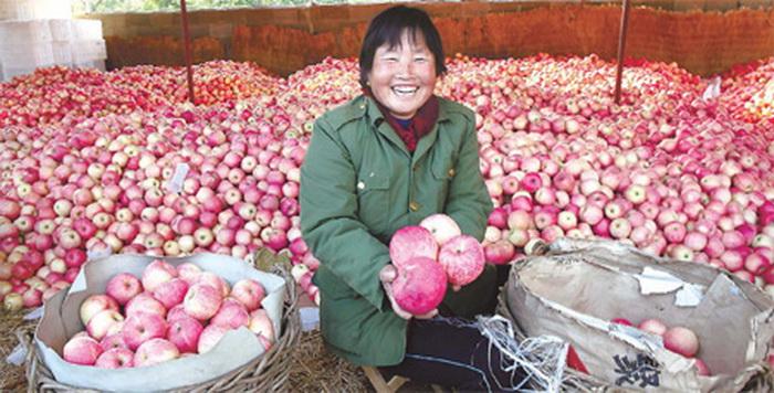 Девочка продавала яблоки по очень высокой цене. Но когда мужчина узнал причину, то скупил все