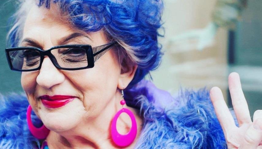 Картинки, картинки бабушек с седыми волосами прикольные