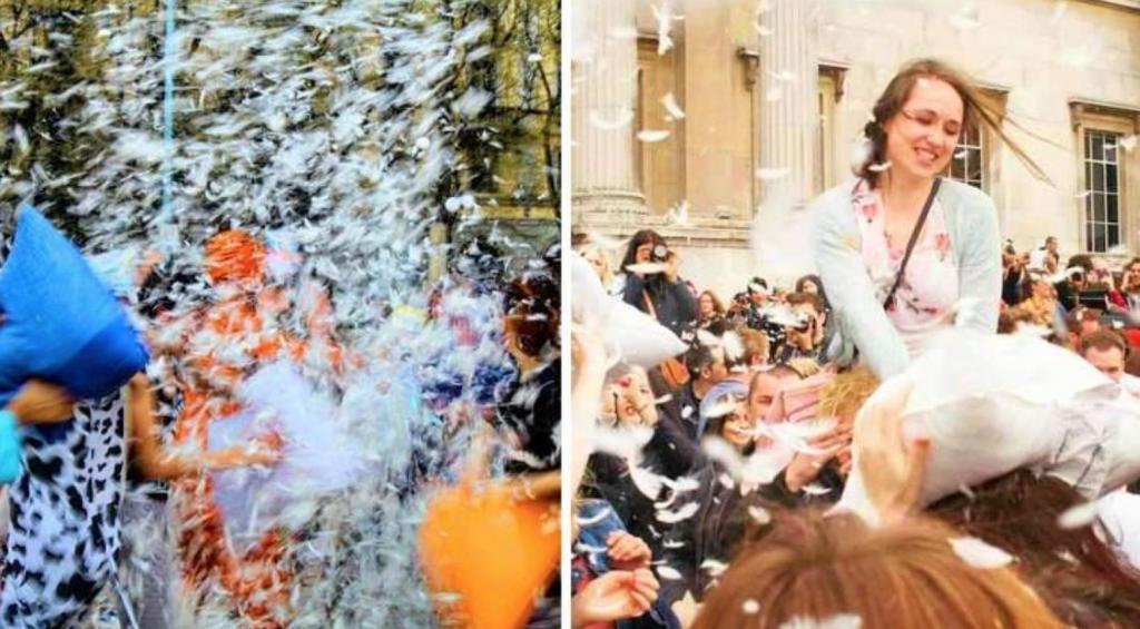 8 фестивалей, на которые не стоит одеваться нарядно: на них обливаются вином и кидаются едой