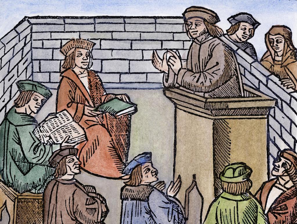 Средневековая гигиена: люди того времени были довольно чистоплотными, исключая духовенство. Его представители принимали грязь как часть мученического пути