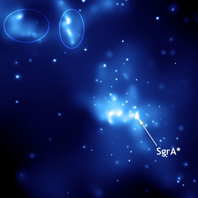 Они искажают время и пространство, а также другие интересные факты о черных дырах