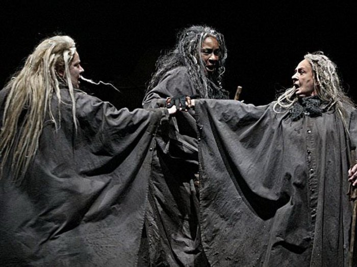 the impact of the weird sisters on macbeth in shakespeares play macbeth