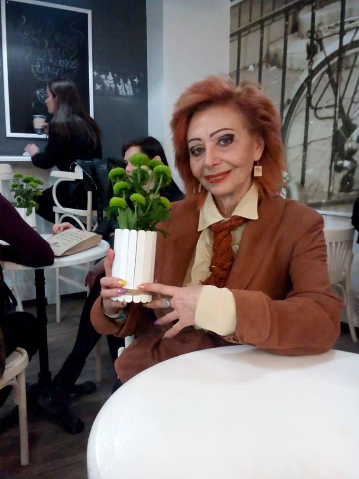 70-летняя бабушка из Украины зажигает на вечеринках и мечтает выйти замуж за молодого