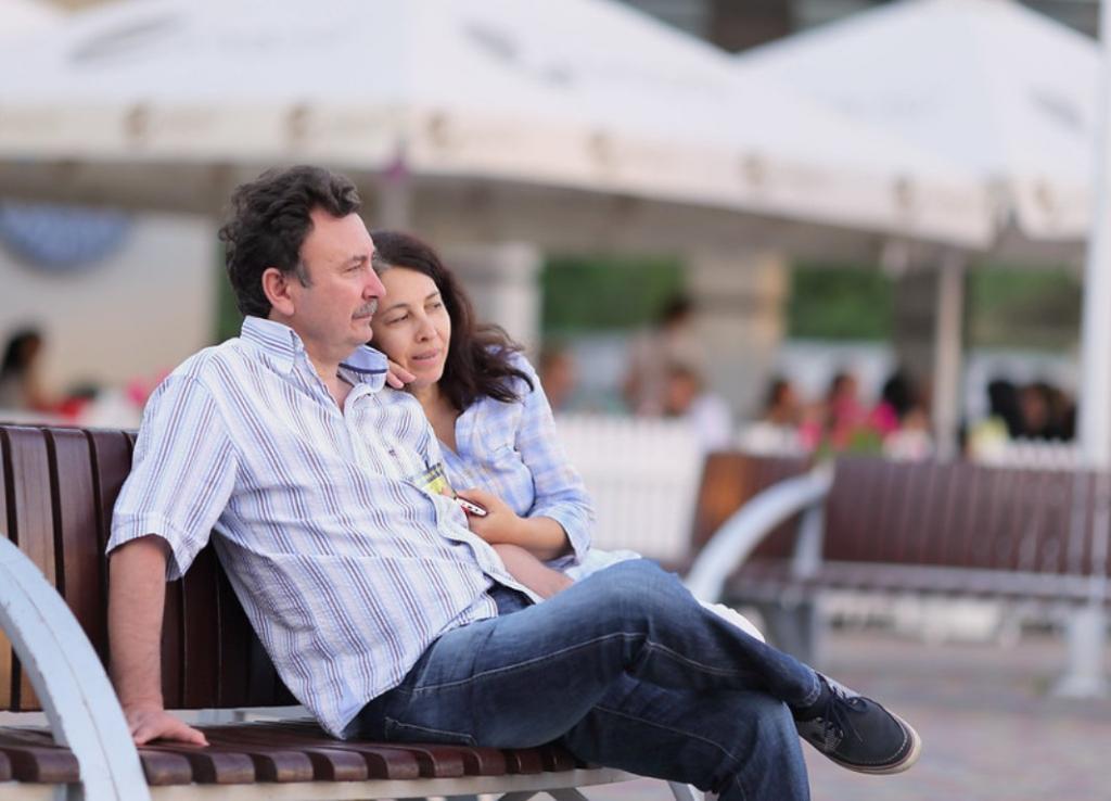 Исследователи заявляют, что лишний вес может появиться от счастливого брака