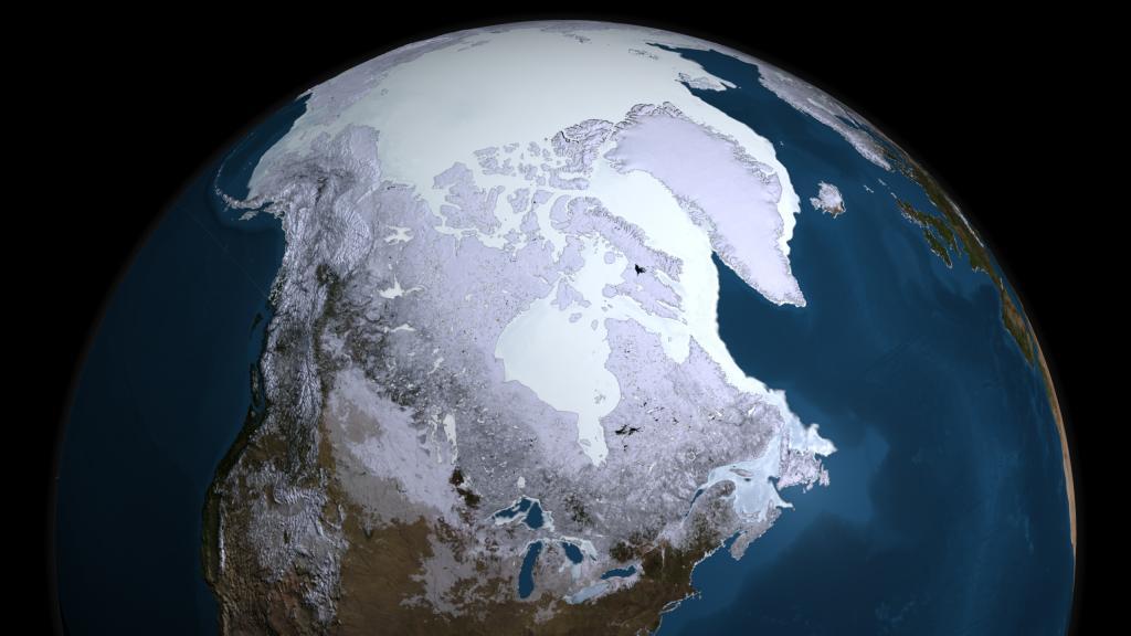 Ледниковые периоды и глобальные потепления: откуда берется CO2 и куда он девается