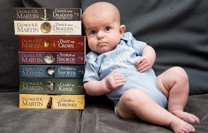 """Фанатка """"Игры престолов"""", """"Гарри Поттера"""" и """"Звездных войн"""" назвала дочь в честь любимых персонажей"""