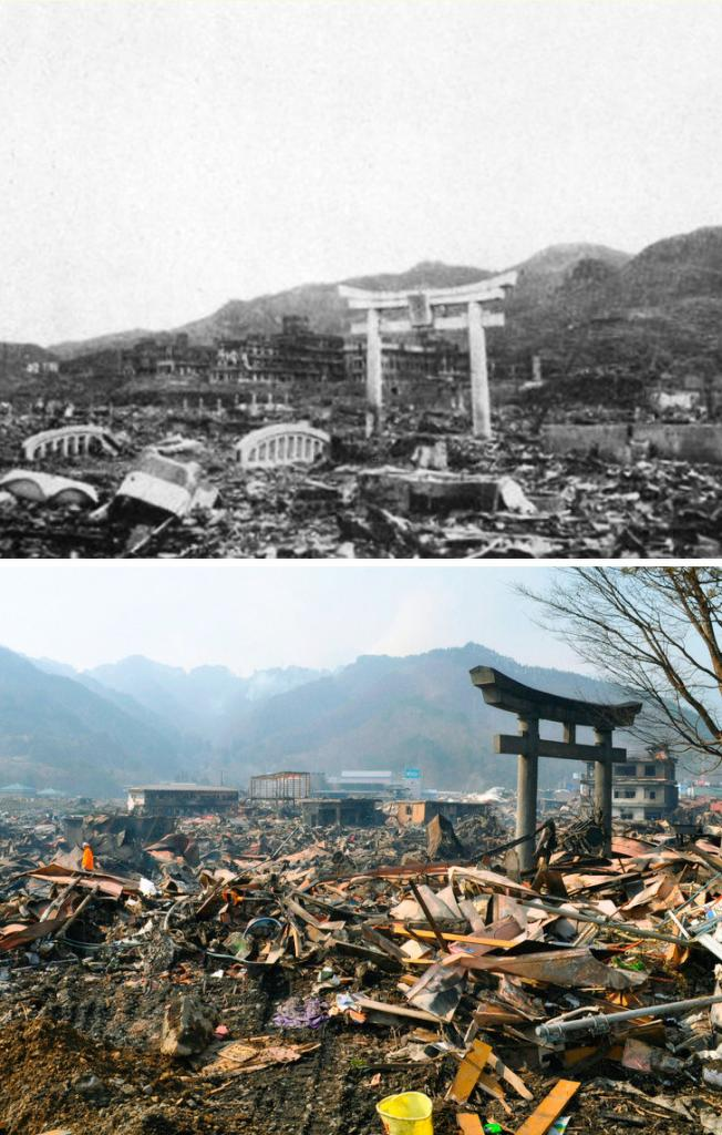 Фотографии, рассказывающие о прошлом больше, чем любая книга по истории