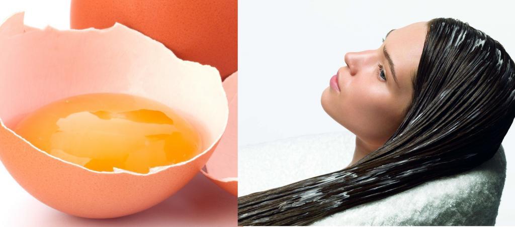 Девушка отказалась от шампуня и мыла голову яйцами - что стало с ее волосами