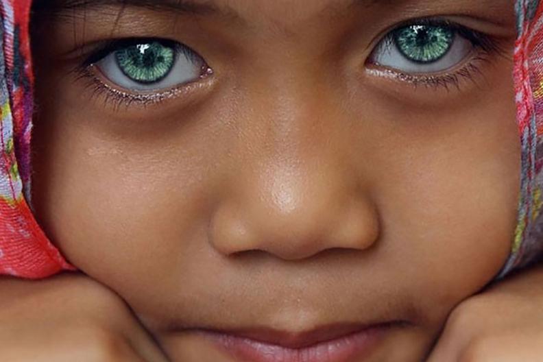менее как применить красивые глаза в мире фото профнастил уверенно