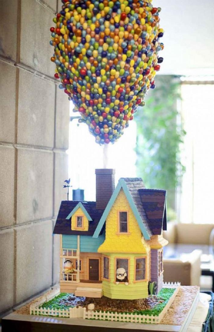 торт десерт великолепны необычный вкусный кондитеры креатив угощение изделие готовим дома оформление дизайн начинка сладкое сладкий стол
