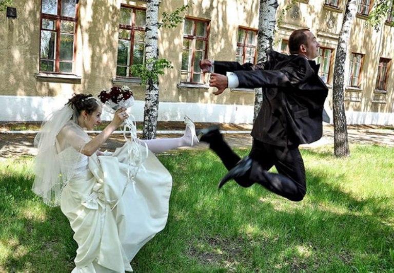 Смешные фото свадебные маразмы