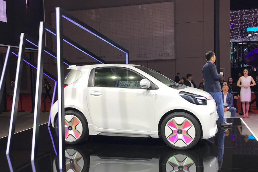 Made in China: лучшие новинки китайского автопрома, представленные на Шанхайском автосалоне