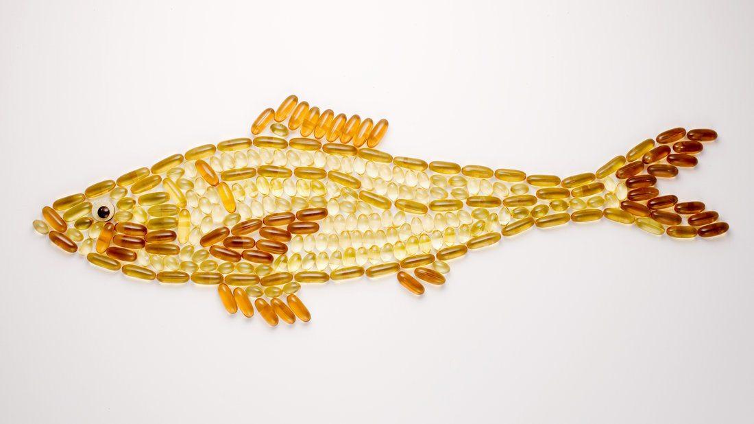 рыбий жир снижает холестерин в крови