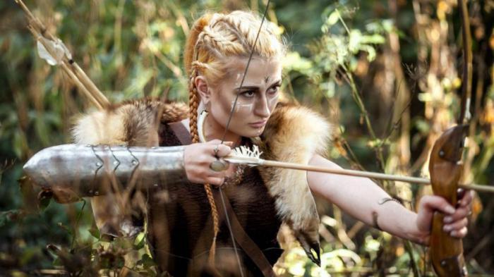 мифы легенда об амазонках викинги иметь реальную основу