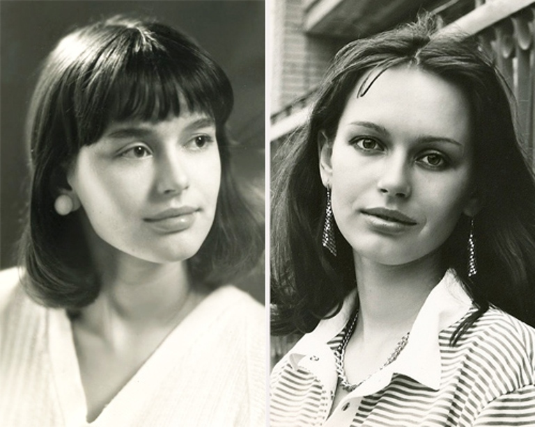 фотография ирина безрукова фото в юности фотографии
