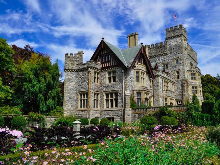 замок Хартли
